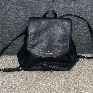 Kate Spade mini backpack